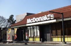 マクドナルド八潮店