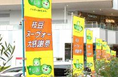 やしお枝豆ヌーヴォー祭がありました!