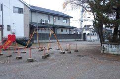古新田稲荷神社児童遊園