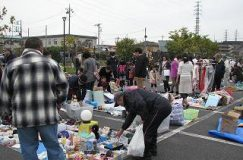 5/19やしお生涯楽習館フリーマーケット開催