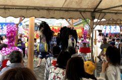 7/6の大瀬の獅子舞に行ってきました!