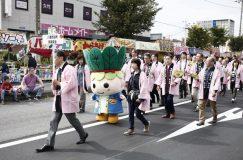 10/27 第28回やしお市民祭りに行ってきました!