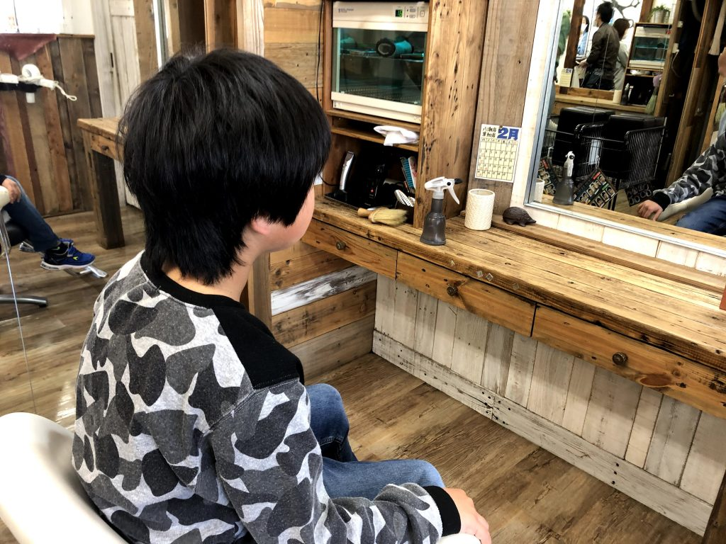 1000 円 カット の お 姉さん